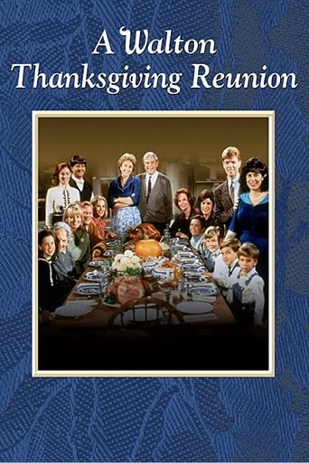 Poster of A Walton Thanksgiving Reunion