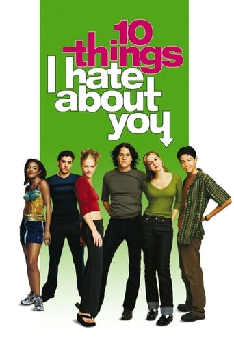 10 Things I Hate About You (1999) - poster