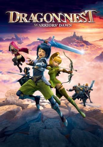 Poster of Dragon Nest: Warriors' Dawn