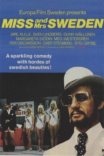Miss and Mrs Sweden movie poster