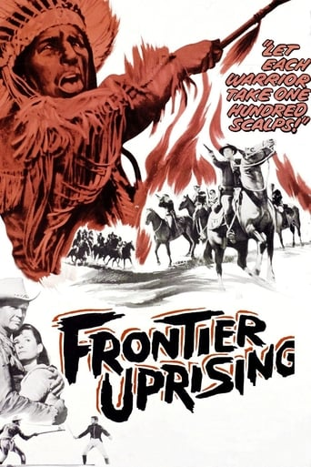 Poster of Frontier Uprising