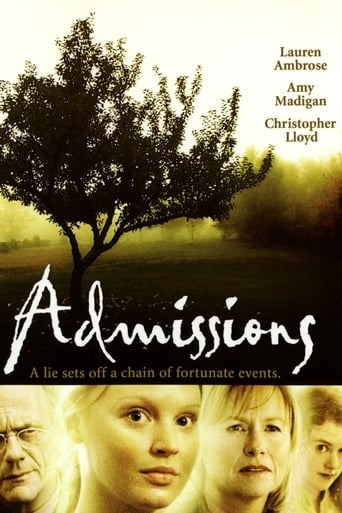 Poster of Admissions
