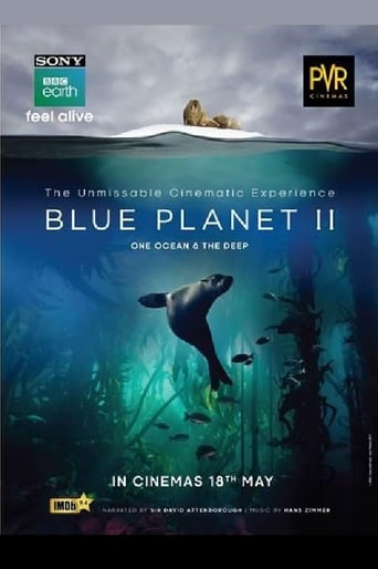 Blue Planet II: One Ocean & The Deep