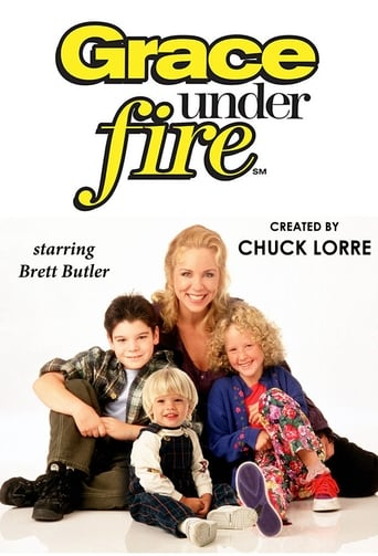 Poster of Grace Under Fire