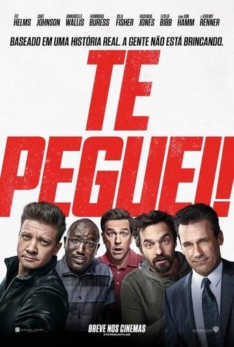Poster of Te Peguei!