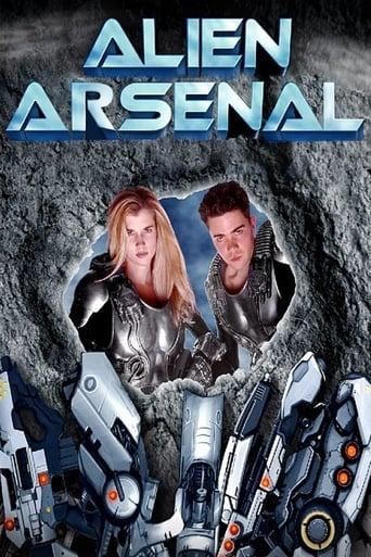 Poster of Alien Arsenal
