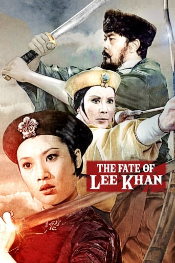 Poster of The Fate of Lee Khan