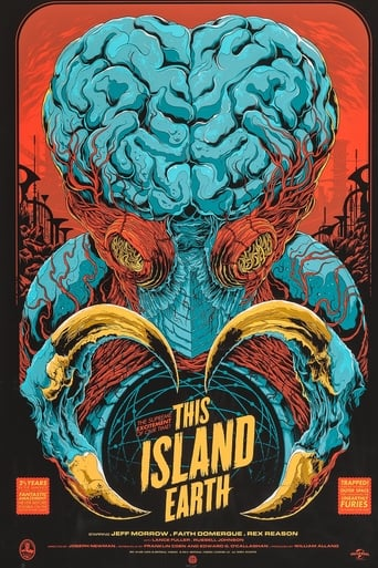 Poster of This Island Earth