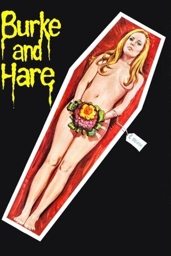 Burke & Hare (1972) - poster