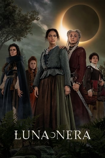 Luna Nera Poster