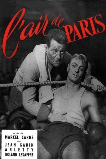 Poster of L'air de Paris