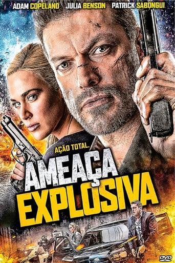 Ameaça Explosiva - Poster