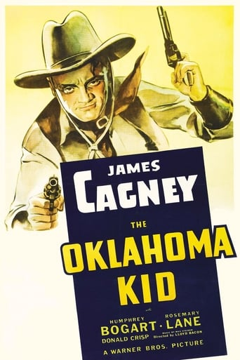 Poster of The Oklahoma Kid