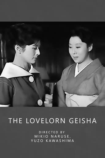 Poster of The Lovelorn Geisha
