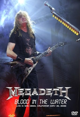 Megadeth: Blood in the Water - Live in San Diego