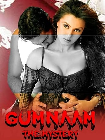 Poster of Gumnaam: The Mystery