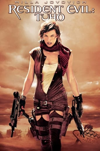 Resident Evil: Tuho