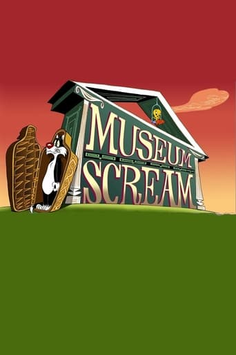 Museum Scream movie poster