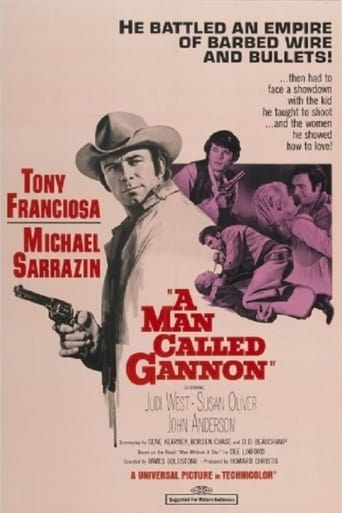 Poster of A Man Called Gannon