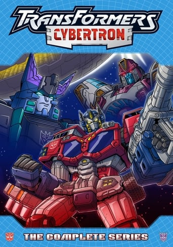 Poster of Transformers: Cybertron