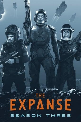 Erdvė / The Expanse (2018) 3 Sezonas EN
