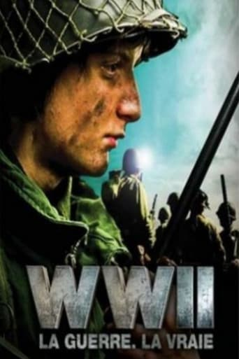 Poster of WWII in HD