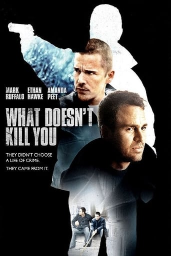 Poster of What Doesn't Kill You