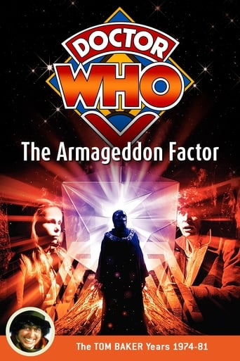 Poster of Doctor Who: The Armageddon Factor