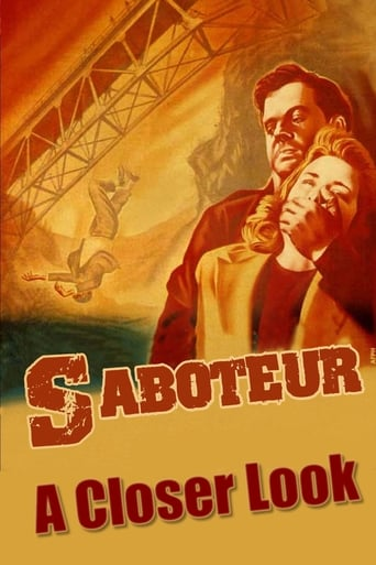 Poster of Saboteur: A Closer Look