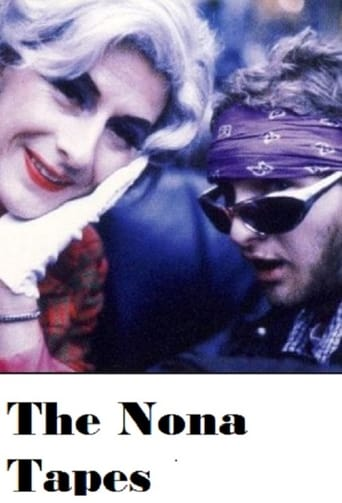 Poster of The Nona Tapes