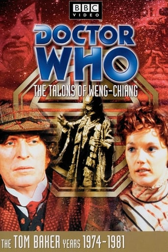 Poster of Doctor Who: The Talons of Weng-Chiang