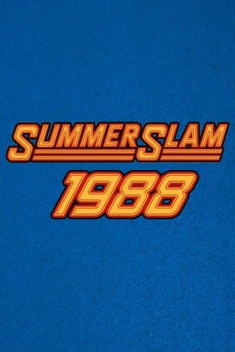 Poster of WWE SummerSlam 1988
