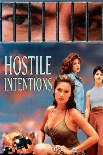 Poster of Hostile Intentions