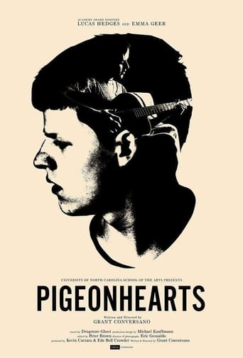 Poster of Pigeonhearts