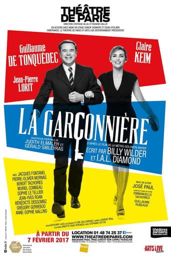Poster of La Garçonnière