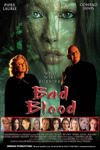 Poster of Bad Blood... the Hunger
