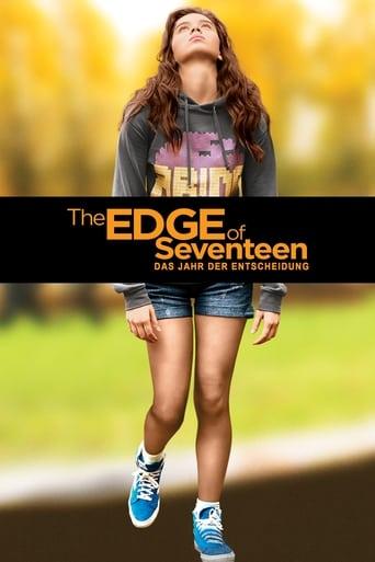 Filmplakat von The Edge of Seventeen - Das Jahr der Entscheidung