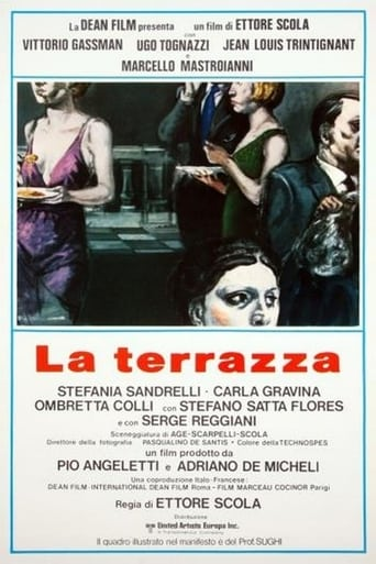 The terrace 1980 the movie for Movies at the terrace