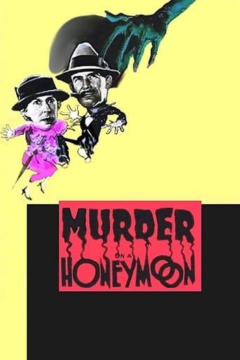 Poster of Murder on a Honeymoon