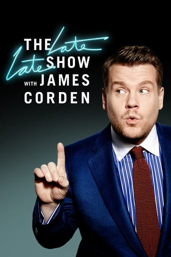 Poster of The Late Late Show with James Corden