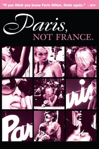 Poster of Paris, Not France