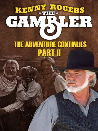 Poster of Kenny Rogers as The Gambler: The Adventure Continues