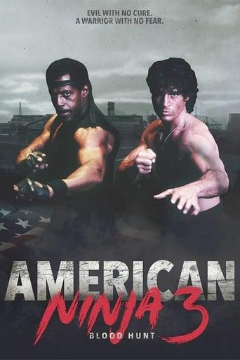 Poster of American Ninja 3: Blood Hunt