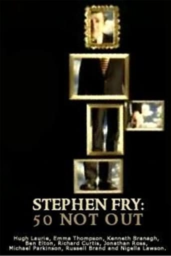 Stephen Fry: 50 Not Out