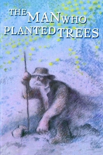 Poster of The Man Who Planted Trees