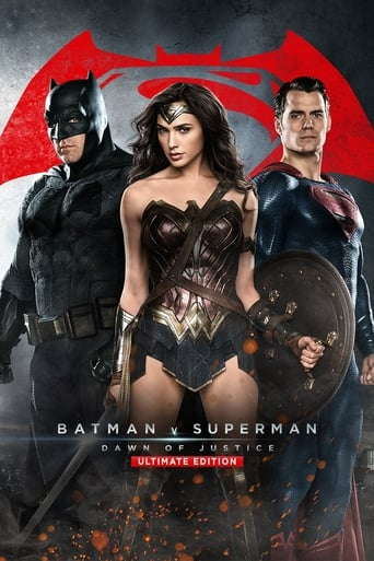 Бэтмен против Супермена: На заре справедливости 2016 - Андрей Гаврилов