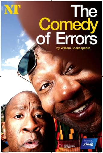 Poster of National Theatre Live: The Comedy Of Errors