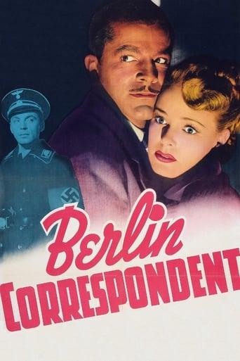 Poster of Berlin Correspondent