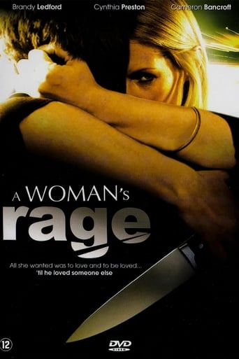 Poster of A Woman's Rage