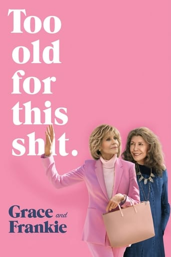 Grace and Frankie 5ª Temporada - Poster